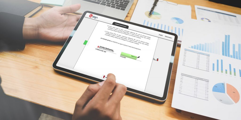 Benefits E-Signature App Canada